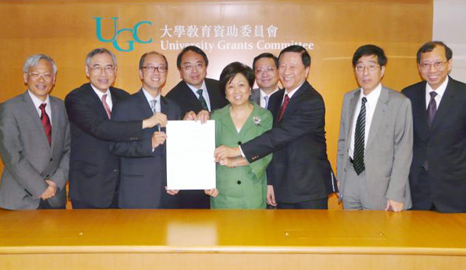 Establishment of the Hong Kong Sustainable Campus Consortium